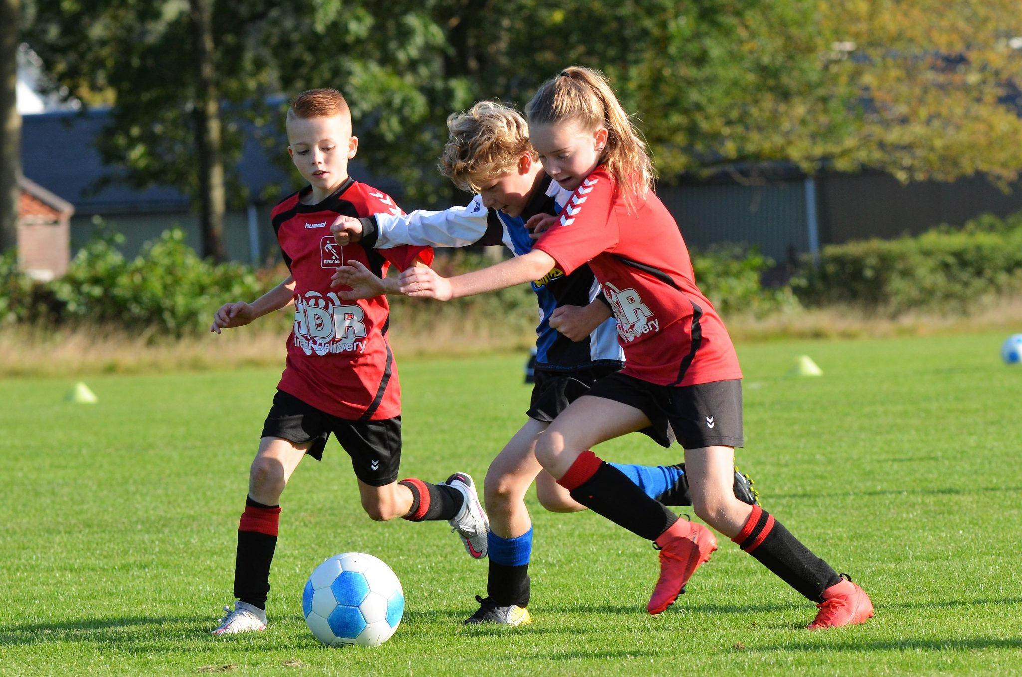 Voorlopige indeling jeugd teams AVW'66 seizoen 2021-2022