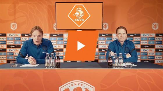 Videoboodschap AVW'66 van bondscoach Frank de Boer!
